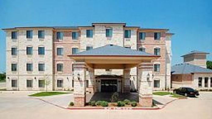 Buitenaanzicht Holiday Inn Express & Suites GRANBURY
