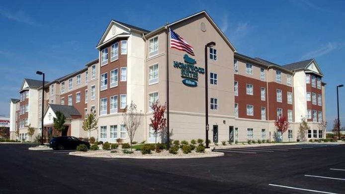 Buitenaanzicht Homewood Suites by Hilton Indianapolis Northwest
