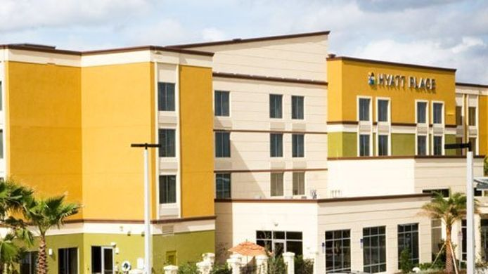 Exterior view Hyatt Place Lake Mary-Orlando North