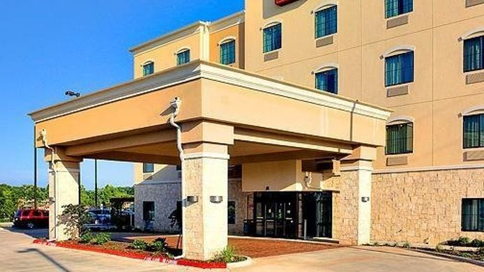 Exterior view Comfort Suites Lawton
