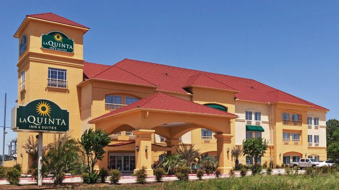 Exterior view LA QUINTA INN STE LIVINGSTON