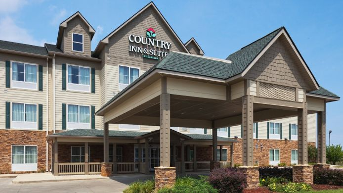 Exterior view COUNTRY INN SUITES MERIDIAN