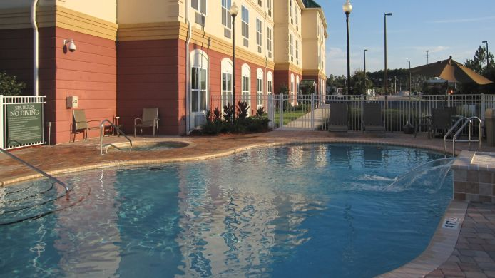 Exterior view BEST WESTERN PLUS FIRST COAST