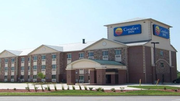 Buitenaanzicht Quality Inn & Suites Olathe - Kansas City
