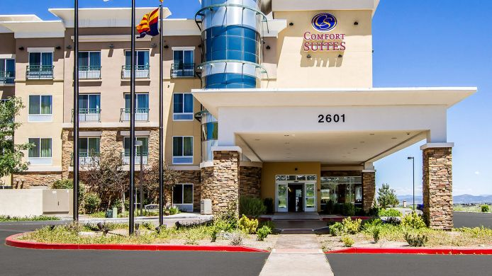 Exterior view Comfort Suites Prescott Valley