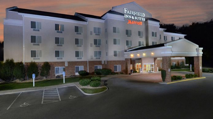 Exterior view Fairfield Inn & Suites Roanoke North