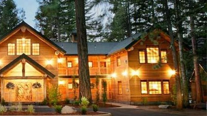 Exterior view LODGE AT SUTTLE LAKE