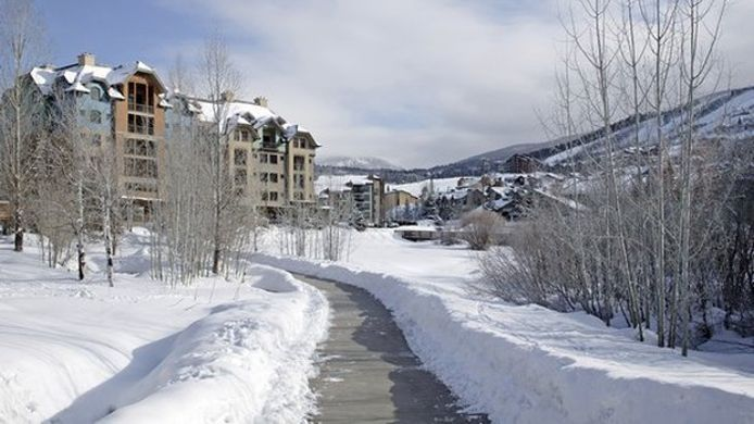 Exterior view HIGHMARK STEAMBOAT SPRINGS