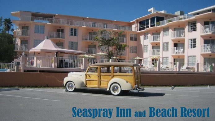 Exterior view SEASPRAY INN BEACH RESORT
