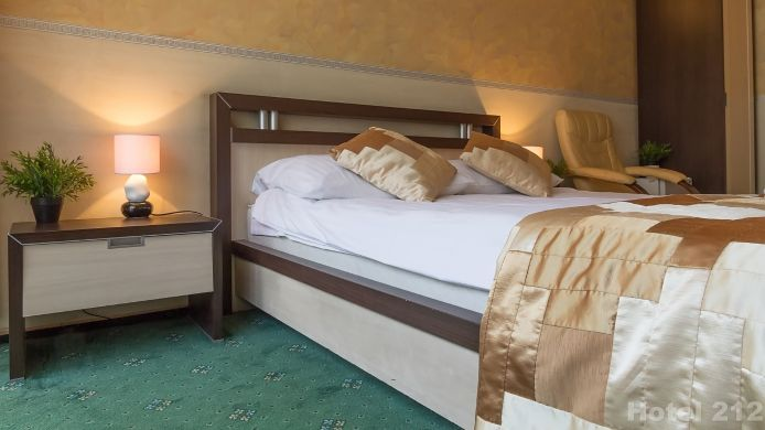 Double room (superior) Hotel 212