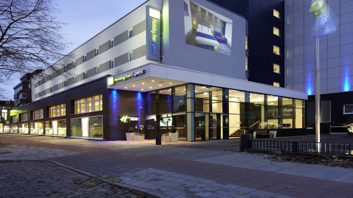 Foto Holiday Inn Express HAMBURG CITY CENTRE