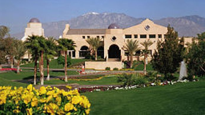 Exterior view The Westin Mission Hills Golf Resort & Spa