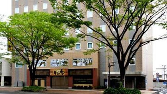 Exterior view Comfort Hotel Maebashi