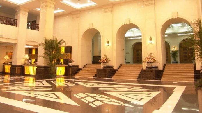 Lobby Liaoning Mansion