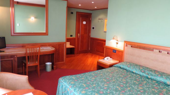 Double room (standard) Arosio Hotel
