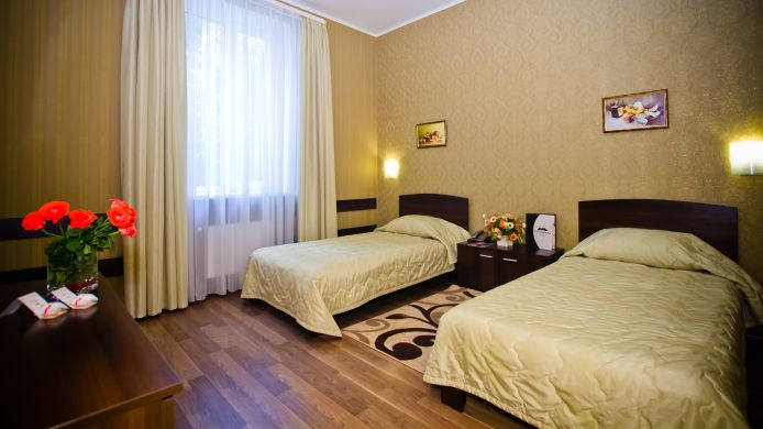 Double room (standard) City club Сити клуб