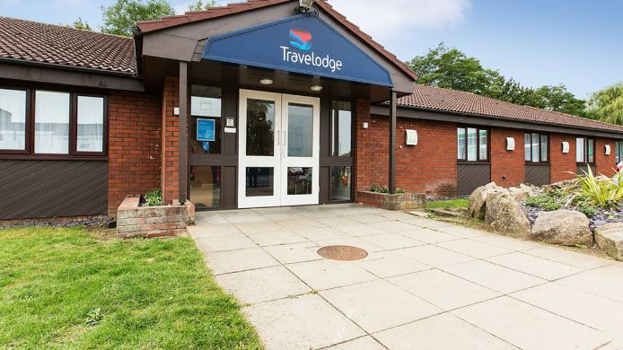 Exterior view TRAVELODGE CAMBRIDGE LOLWORTH