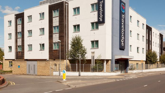 Buitenaanzicht TRAVELODGE BRACKNELL CENTRAL
