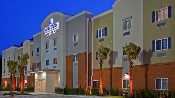 Exterior view Candlewood Suites HOUSTON - KINGWOOD