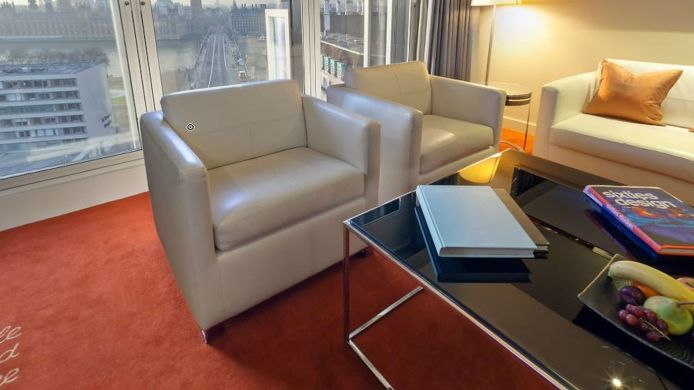 Suite Park Plaza Westminster Bridge London
