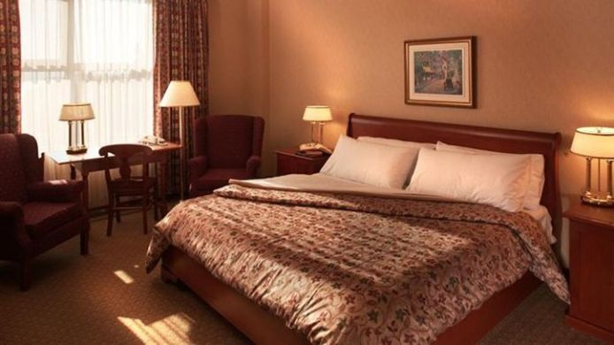 Room HOTEL CHATEAU LAURIER