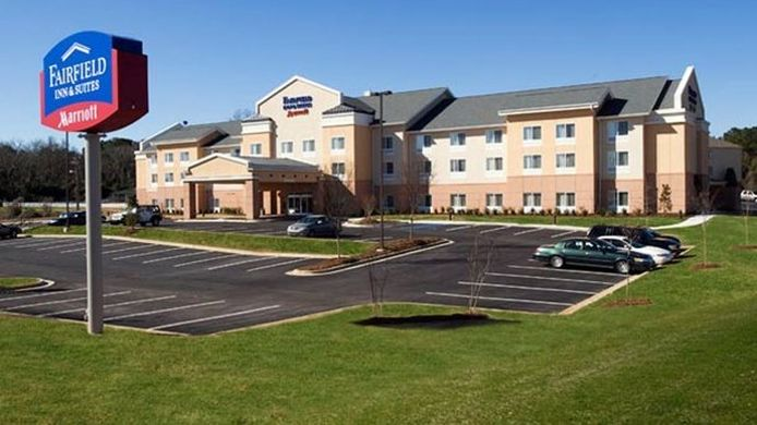 Exterior view Fairfield Inn & Suites Albany