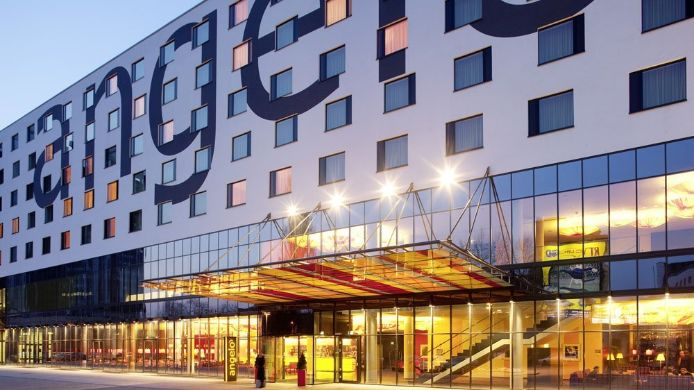 Exterior view angelo by Vienna House Katowice