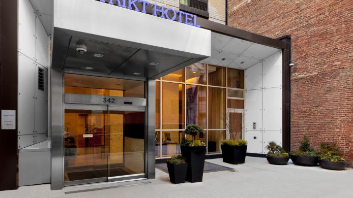 Exterior view an Ascend Hotel Collection Member Distrikt Hotel New York City