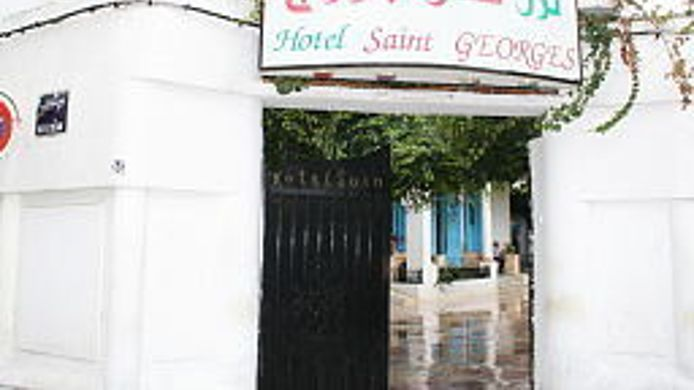 Exterior view St George Tunis