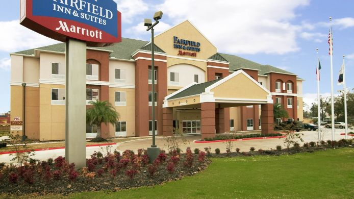 Buitenaanzicht Fairfield Inn & Suites Houston Channelview