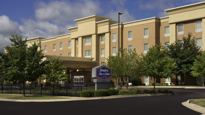 Exterior view Hampton Inn - Suites Chicago Southland-Matteson