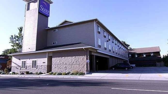 Exterior view RED LION INN AND SUITES EUGENE