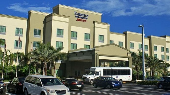 Information Fairfield Inn & Suites Fort Lauderdale Airport & Cruise Port