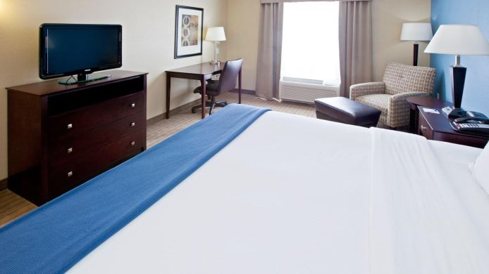 Kamers Holiday Inn Express & Suites SHELBYVILLE INDIANAPOLIS