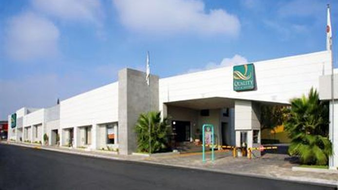 Exterior view Quality Inn & Suites Saltillo Eurotel