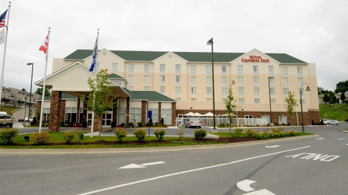 Exterior view Hilton Garden Inn Morgantown