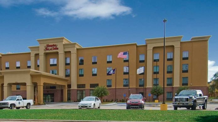 Exterior view Hampton Inn - Suites Baton Rouge-Port Allen