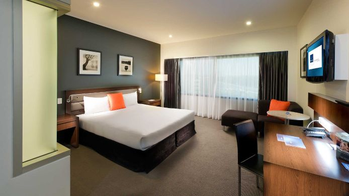 Room Novotel Brisbane Airport