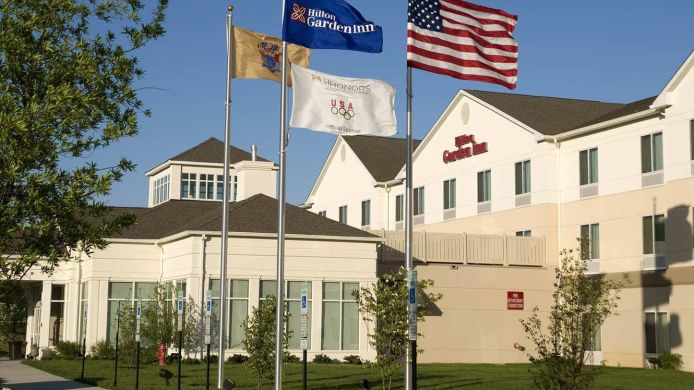 Exterior view Hilton Garden Inn Mount Holly-Westampton