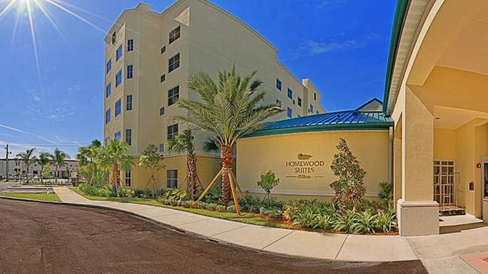Buitenaanzicht Homewood Suites by Hilton Miami - Airport West
