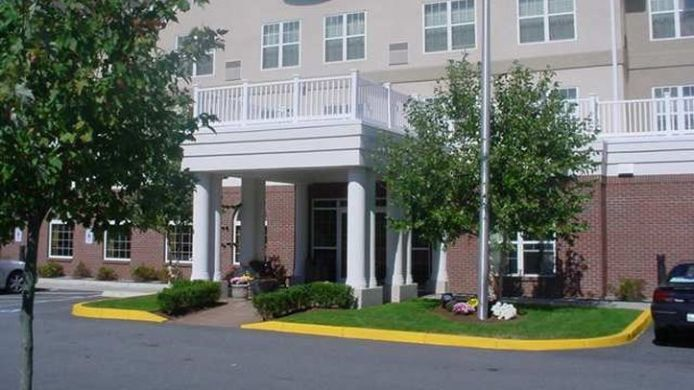Exterior view Homewood Suites by Hilton Providence-Warwick