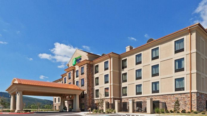 Exterior view Holiday Inn Express & Suites POTEAU