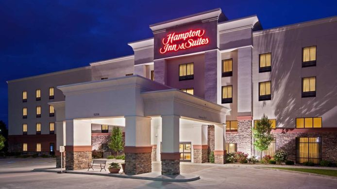 Exterior view Hampton Inn - Suites Canton