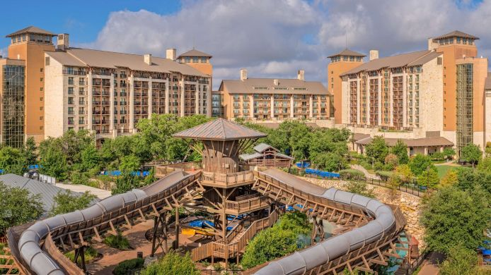 Buitenaanzicht JW Marriott San Antonio Hill Country Resort & Spa