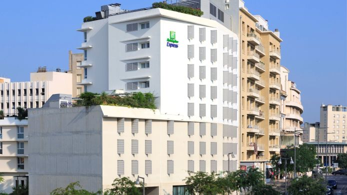 Exterior view Holiday Inn Express MARSEILLE - SAINT CHARLES