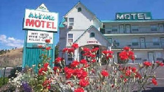 Exterior view ALPINE MOTEL