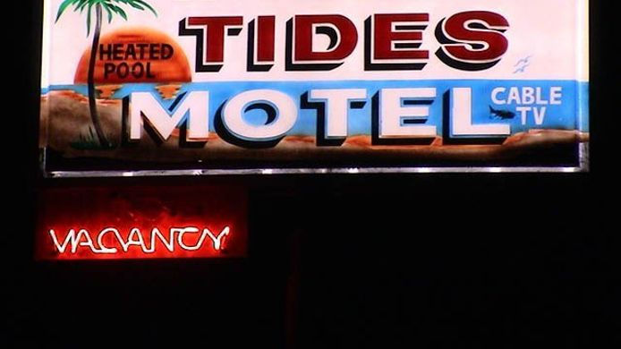 Exterior view AMBER TIDES MOTEL