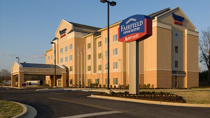 Buitenaanzicht Fairfield Inn & Suites Gadsden