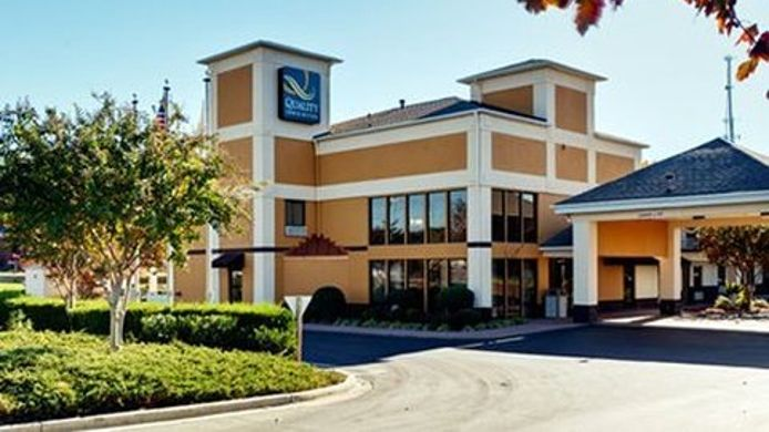 Exterior view Quality Inn & Suites Matthews - Charlotte