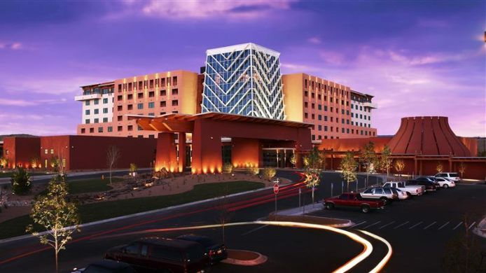 Buitenaanzicht ISLETA RESORT AND CASINO